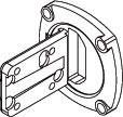 Powernail 09-445-29706 Foot For Model 445FS Flooring Stapler