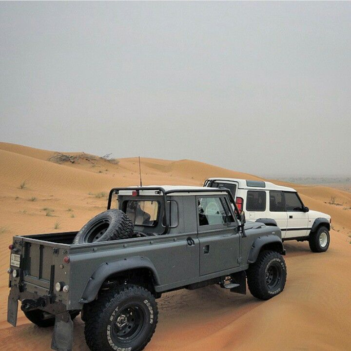 107 Best Land Rover Defender Pickup Images On Pinterest