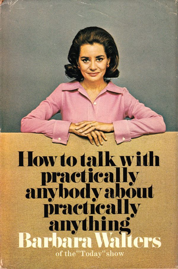 Barbara Walters on the Art of Conversation, How to Talk to Bores, and What Truman Capote Teaches Us About Being Interesting | Brain Pickings...