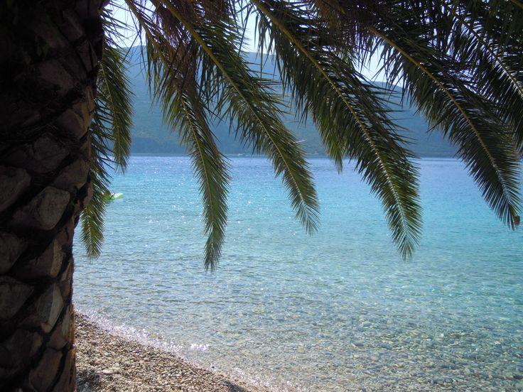 Agios Ioannis beach, Spartochori Meganisi