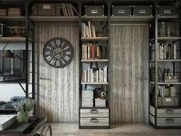 Znalezione obrazy dla zapytania loft męskie mieszkanie