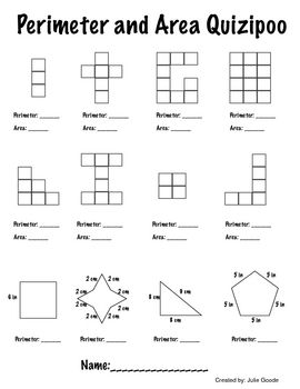 82 best images about math area perimeter on pinterest math notebooks the area and student. Black Bedroom Furniture Sets. Home Design Ideas