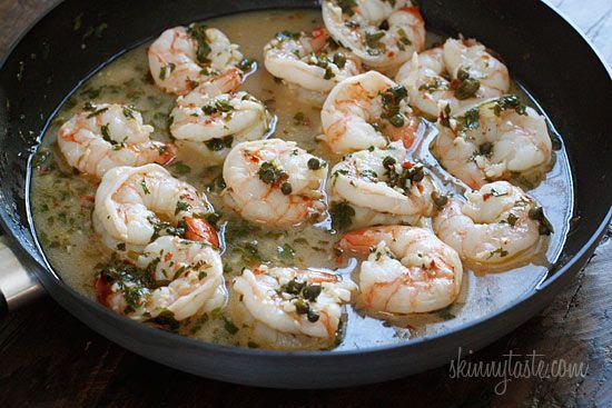 Drunken Shrimp   Skinnytaste: Seafood Recipes, Skinny Tasting, Dinners, Drunken Shrimp, Yum, Seafood Shrimp, Cooking, Shrimp Recipes, Healthy Seafood