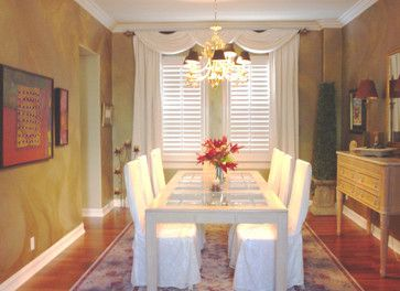 Dining Room Window Treatments Design, Pictures, Remodel, Decor And Ideas    Page 2 Part 40