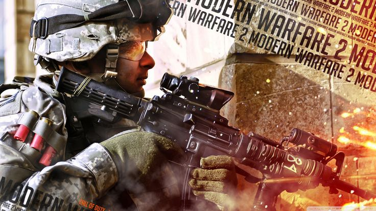 http://www.buypcgames.org/  Call of Duty 4: Modern Warfare:-  Platform(s) :-  Microsoft Windows,PlayStation 3,Xbox 360,Mac OS X,Wii,PC   Published by: Activision  Developed by: n-Space  Genre: First-Person Shooter   T for Teen : Blood, Violence