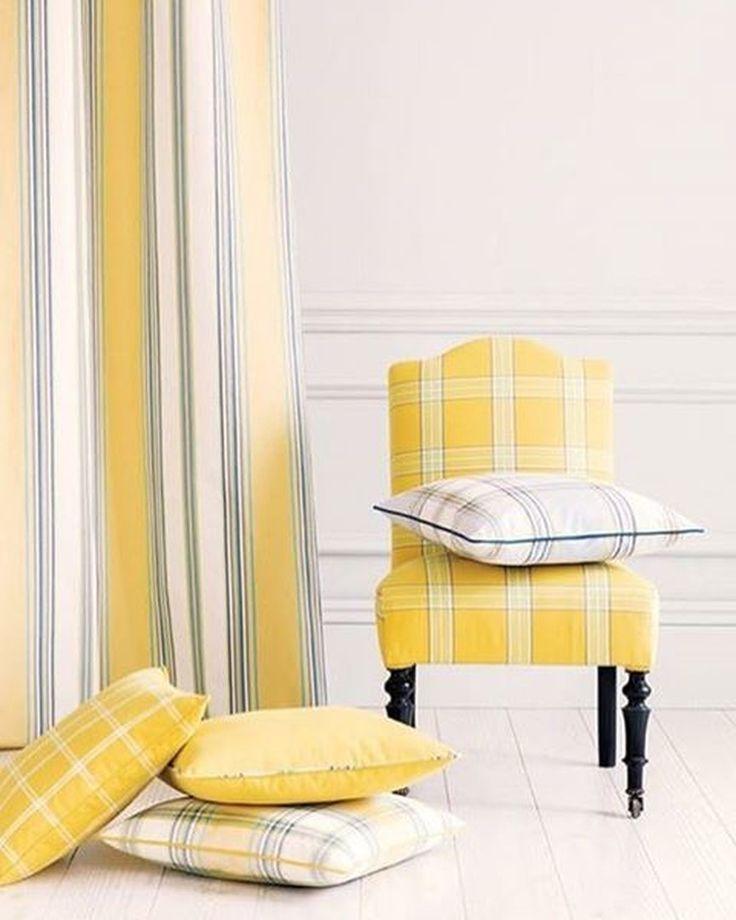 в #galleria_arben вы можете заказать такие жизнерадостные #ткани @persanhomestudio #persan #yellow #желтый #fabric