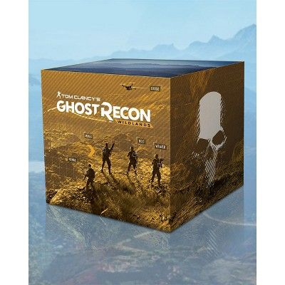Tom Clancy's Ghost Recon Wildlands Ghost Edition with Game - Xbox One