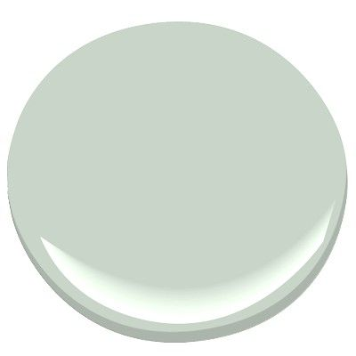 benjamin moore - crystalline, kitchen? with azores fam rm