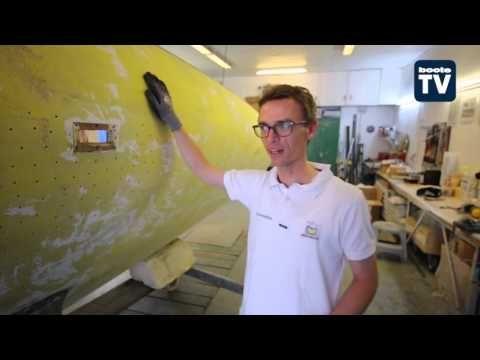 VDL Das Boot richtig lackieren Film 1 - YouTube