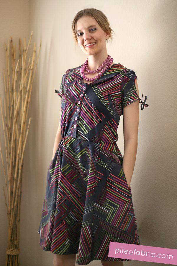 21 best Sew Liberated - Clara Dress images on Pinterest   Dress ...