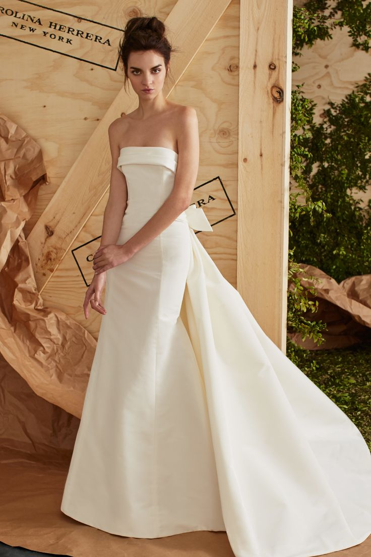 View entire slideshow: Celebrity Wedding Dress Predictions on http://www.stylemepretty.com/collection/5067/