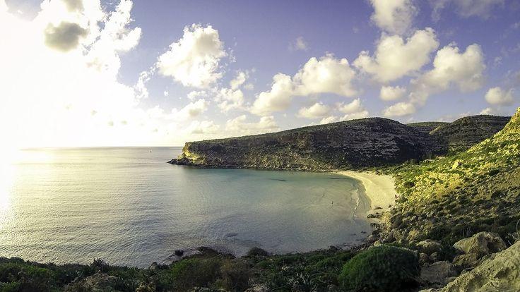 Lampedusa e la Piscina di Dio