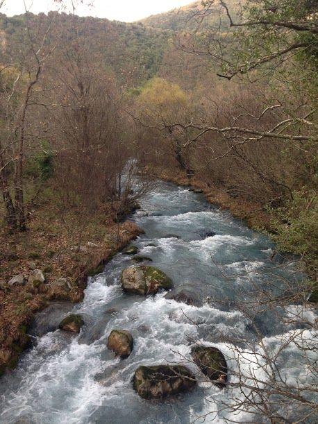 Ποταμός Λούσιος