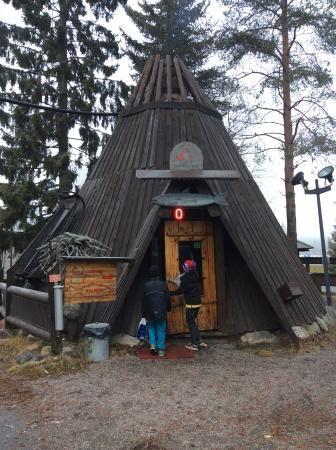 Locale Architecture Finland Sami Hut Lapland