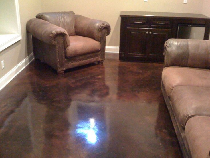 16 best images about diy stained concrete on Pinterest