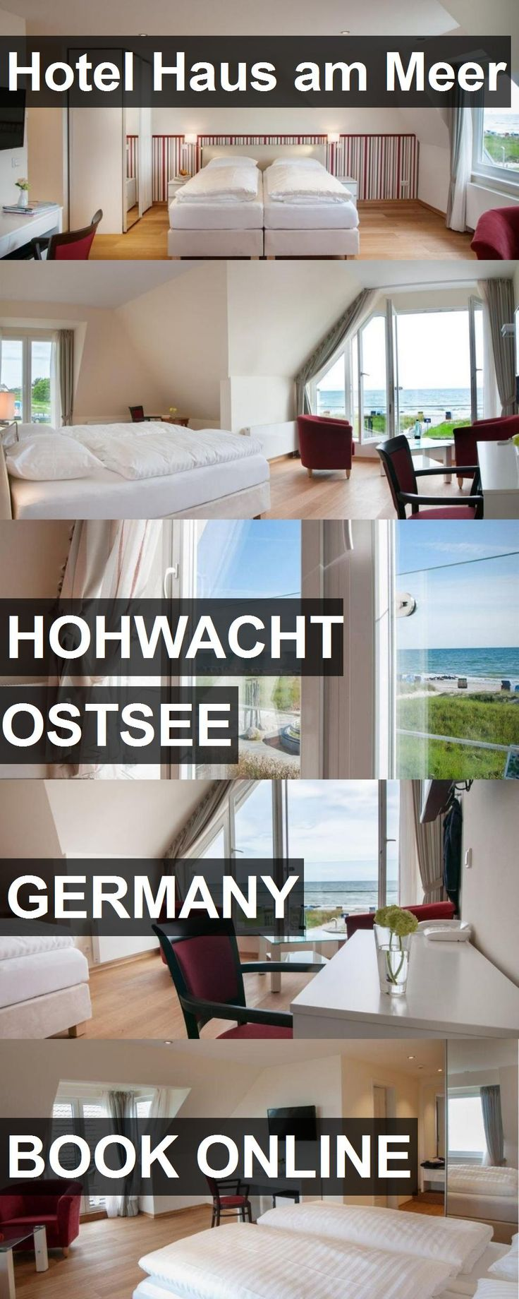 Hotel Hotel Haus am Meer in Hohwacht Ostsee, Germany. For more information, photos, reviews and best prices please follow the link. #Germany #HohwachtOstsee #HotelHausamMeer #hotel #travel #vacation