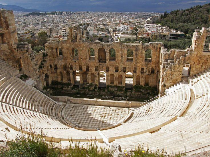 Visitare Atene in due giorni, tra antichi e nuovi splendori   Capitali Europee