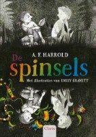 Recensie van #leesheld Mia over A.F. Harrold – De spinsels (4e recensie) | http://www.ikvindlezenleuk.nl/2016/08/af-harrold-de-spinsels-4erecensie/