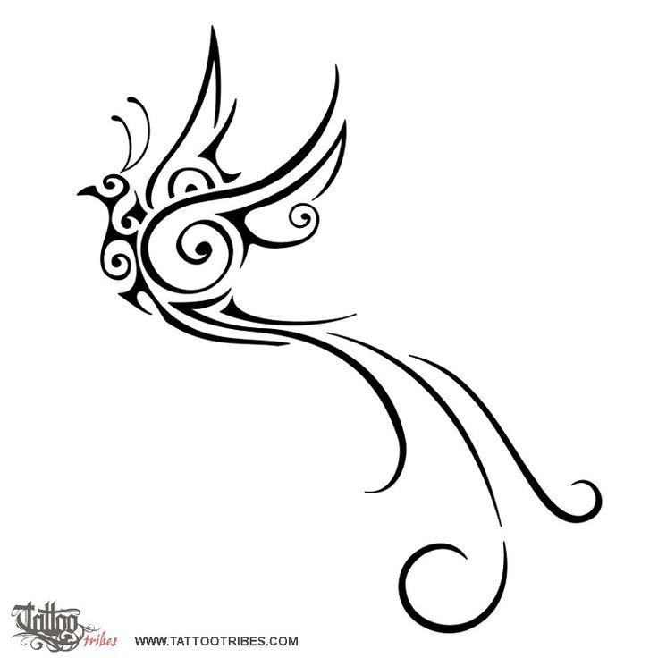 """Uccello del paradiso.........Google: """"tatuaggio libertà"""".....  E qui con i maori già ci capiamo un po' di più. Ci sarebbe questo, che non è male:"""