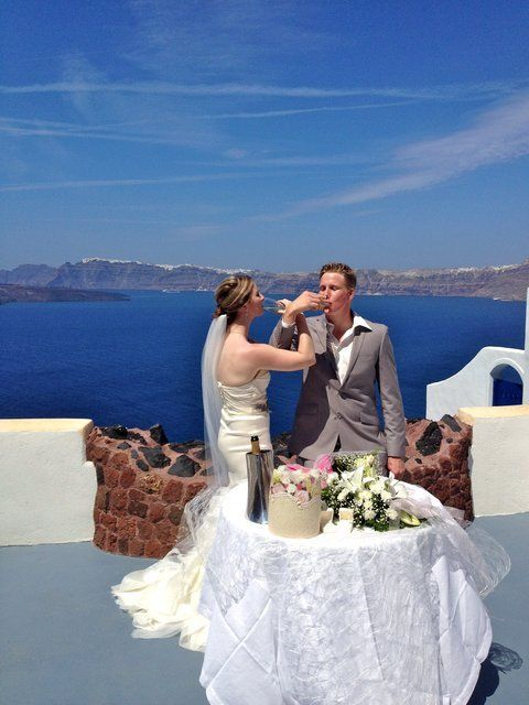 #Wedding @Astarte_Suites Hotel in #SantoriniVenues Santo, Astarte Suits Hotels, Ceremonies Venues, Santorini Wedding, Fairies Tales, Astartesuit Hotels