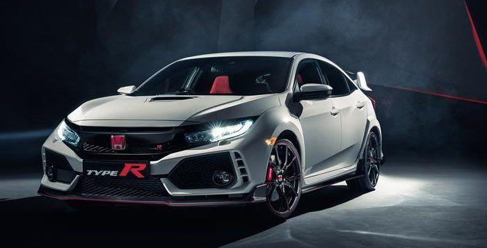 Honda Civic Type R 2017 Punya 3 Knalpot, Apa Efeknya?