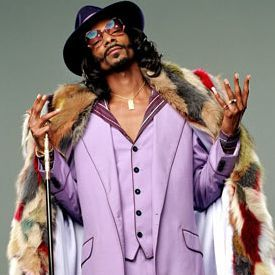 Snoop Dogg turns 43. Fo shizzle ma nizzle.