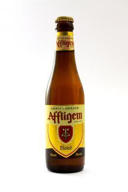 Affligem Blond, Brouwerij  Affligem Abdij  Opwijk,