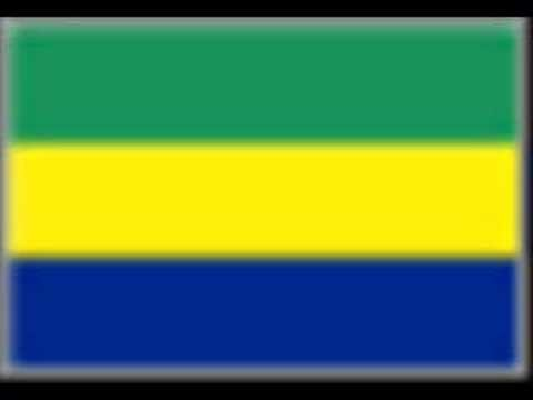 NATIONAL ANTHEM GABON - YouTube