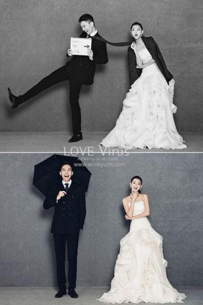 Studio Wonkyu 工作室婚紗照