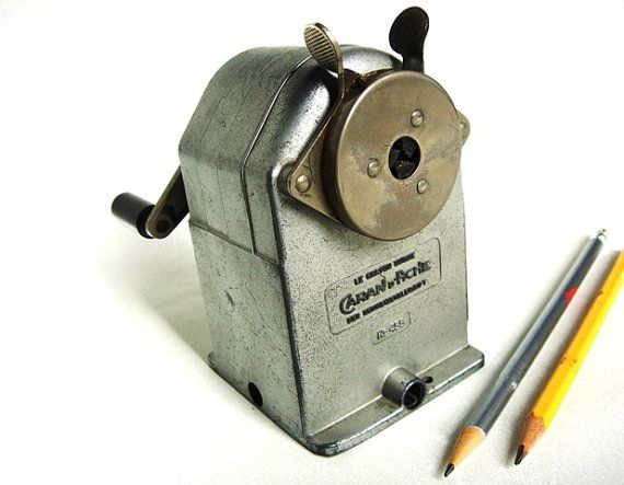 51 Best Pencil Sharpener School Images On Pinterest