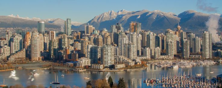 #Vancouver - A city with full of excitement & the best place to have lots of fun. Find best flight deals to Vancouver @http://bit.ly/2fLdI8m