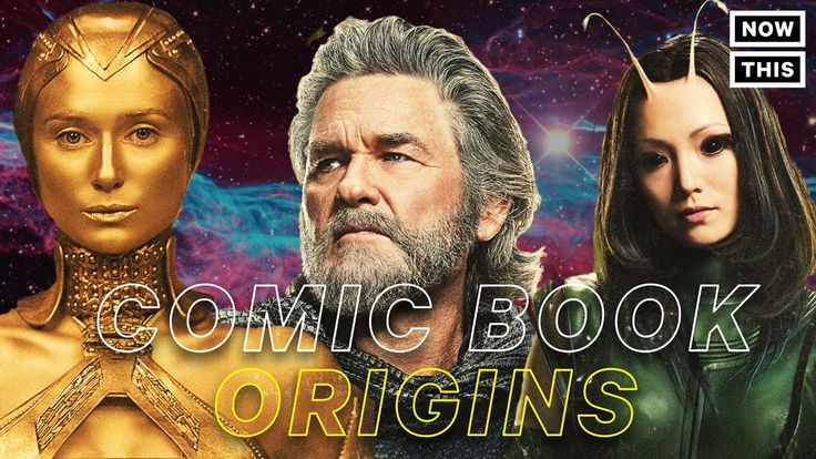 Guardians of the Galaxy Vol. 2 - New Characters Explained Ego the Living Planet Mantis Ayesha and Taserface are set to make their MCU debut in Guardians of the Galaxy 2. New characters like these are usually pretty different than their comic book counterparts and itll probably be the same in GotG 2. Characters like these have decades of history behind them so before you catch Guardians of the Galaxy Vol. 2 in theaters well show you their real origins. Do you know who really created Ego the…