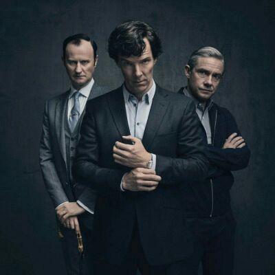 Sherlock 4 Staffel Start