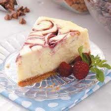 Pecan Crusted Keto Cheesecake - I would use strawberries instead of raspberries