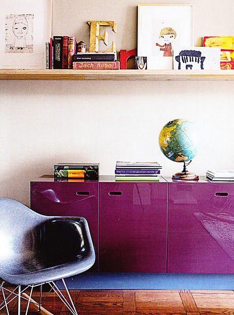 purple storage