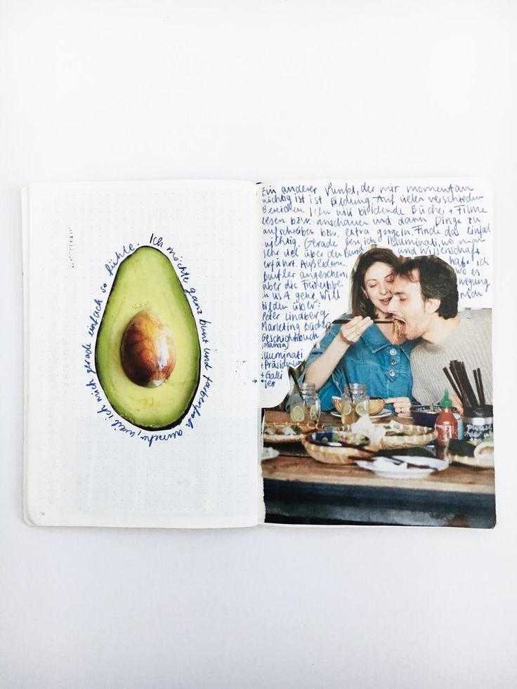 Vom Eintrag im Skizzenbuch zum Konzept für ein Fotoshooting ! So geht's