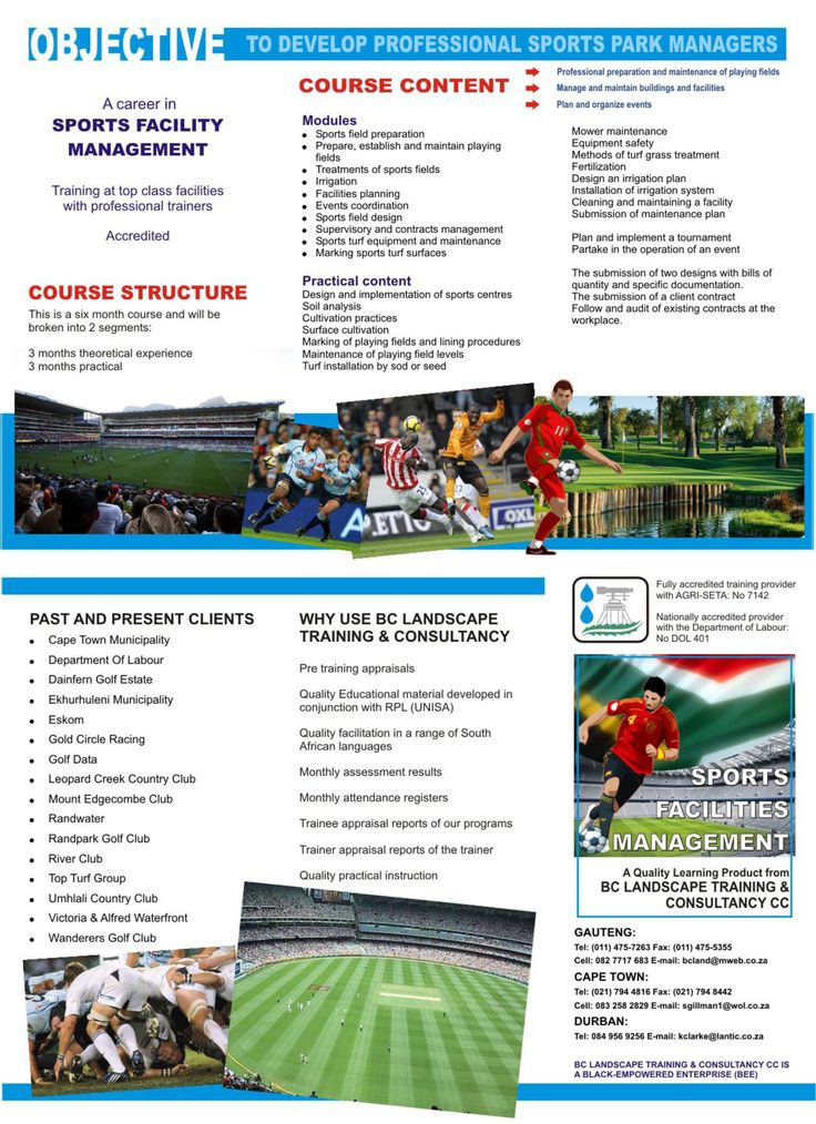 sports coursework This coursework is designed to expose you to the business behind the business   for more details about the degree requirements and curriculum for the sport.