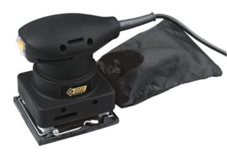 "Steelgrip S1B-100X110U Sheet Sander, 1.5 AMP, 1/4"""