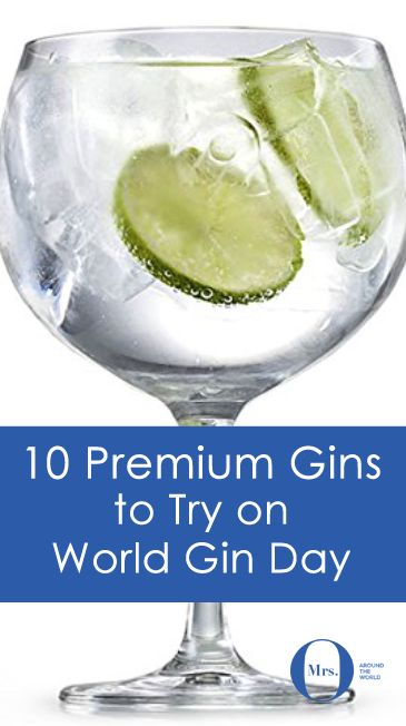 June 10th marks a very important day in my calendar - World Gin Day. It is my favourite 'World Something' Day ever. I am a gin lover - left, right, and center. Here are some of my favourite gins - enjoy with moderation!