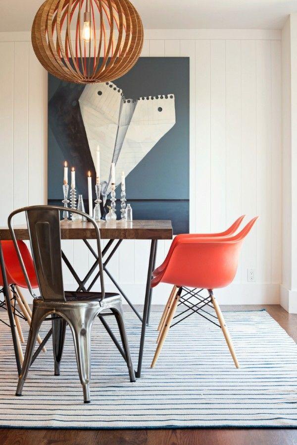 Die besten 25+ Industrielle esszimmer Ideen auf Pinterest - 50 ideen esszimmer design