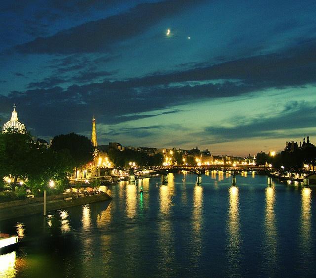 Oh, Paris...
