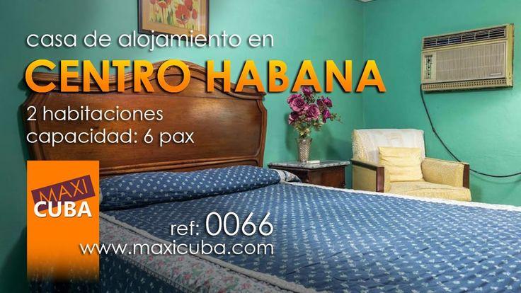 Centro Habana. En el centro de todo, cerca del Malecón