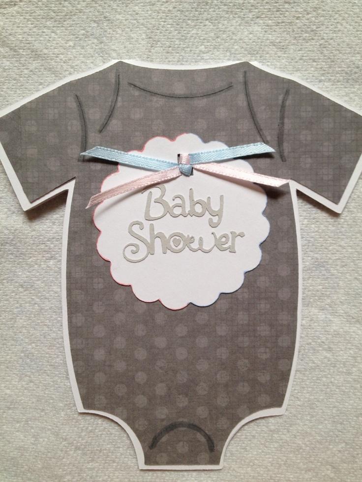 Superior Cricut Baby Shower Invitation  For Tana. Made May 2013.