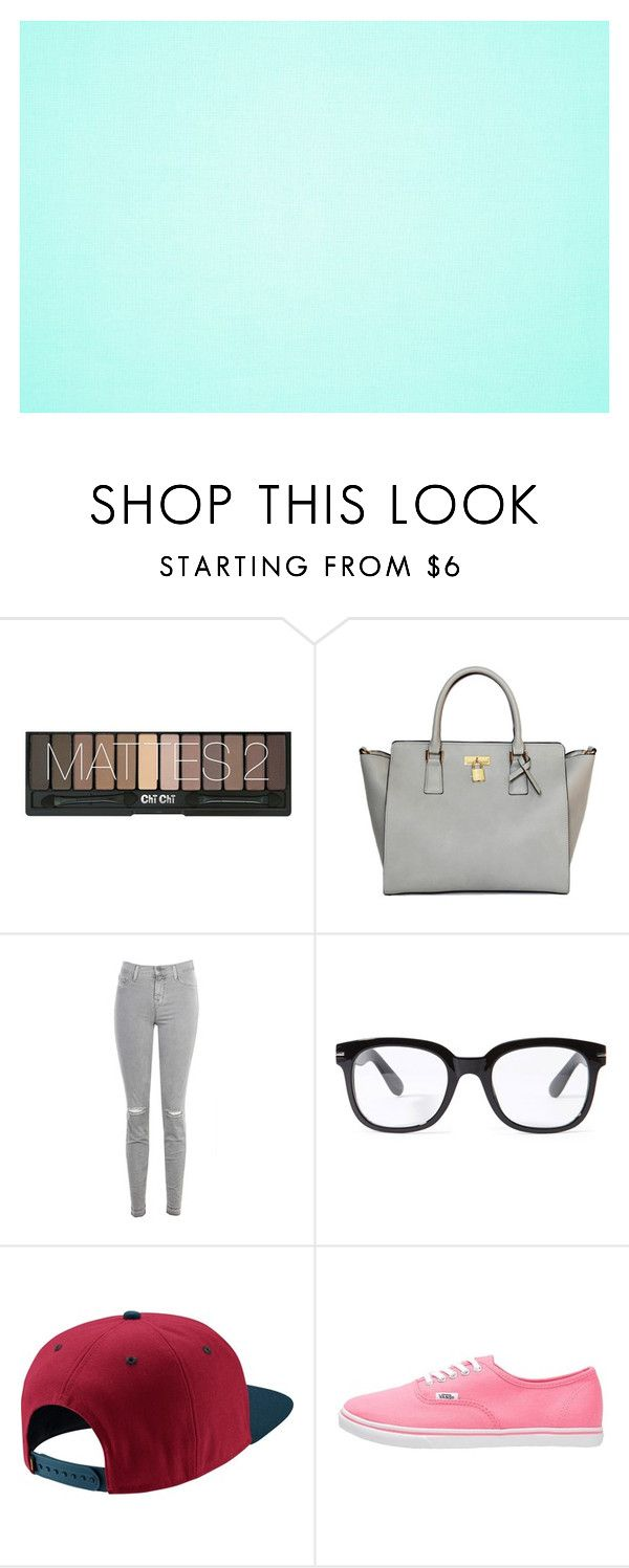 """wat"" by carmen-ederveen ❤ liked on Polyvore featuring J Brand, Forever 21, NIKE and Vans"