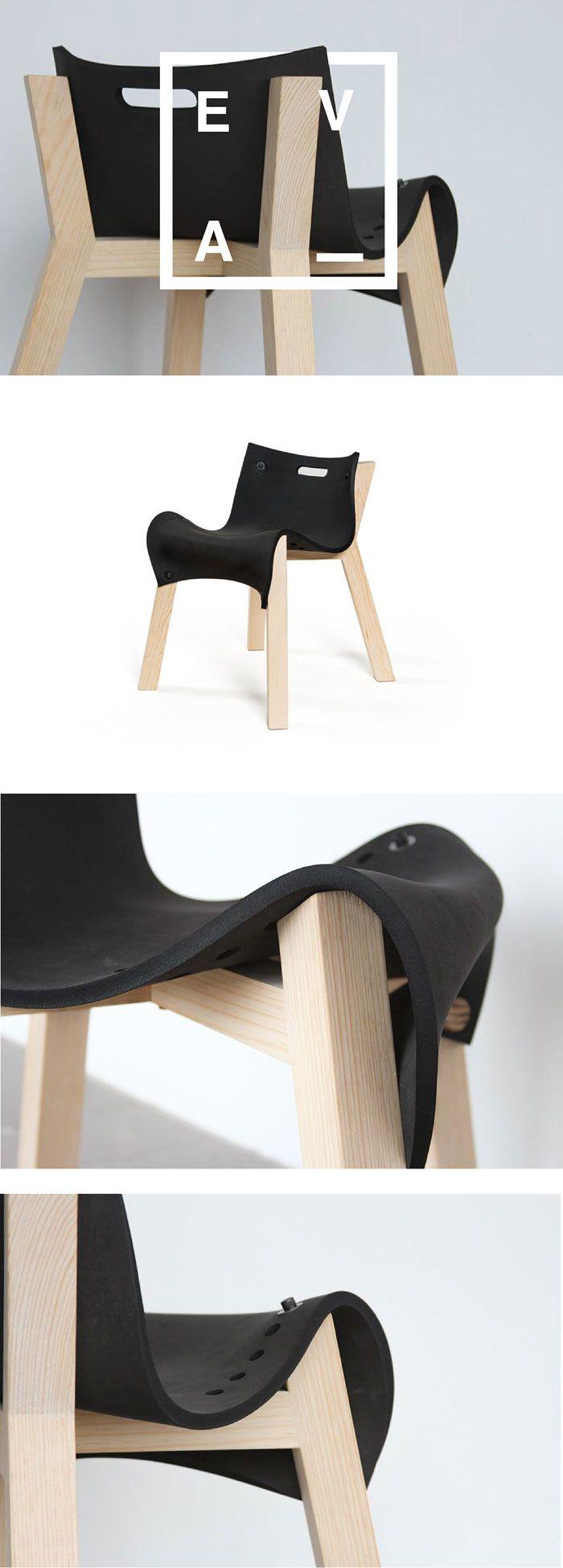 La Eva, Chair Design by David Ortiz