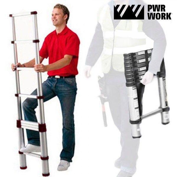 El mejor precio en Hogar 2017 en tu tienda favorita https://www.compraencasa.eu/es/bricolaje-ferreteria/1704-escalera-telescopica-extensible-xxl-ladder.html