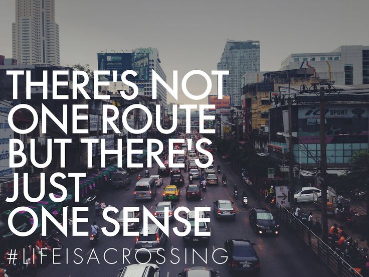 There's not one route but there's just one sense. #Lifeisacrossing #North #Sails