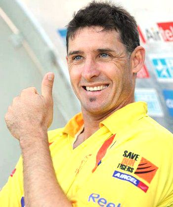 Michael Hussey wants his team to be consistent!