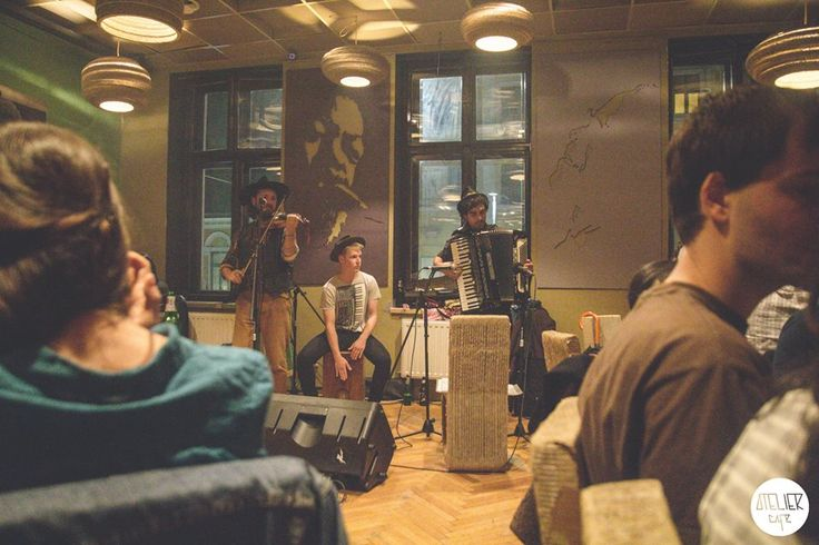 live music atelier cafe cluj