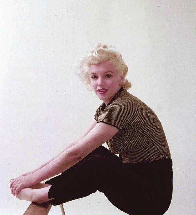 marilynmonroevideoarchives:  Marilyn Monroe 1955. Taken by Milton h Greene